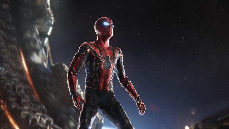spider-man far from home villain