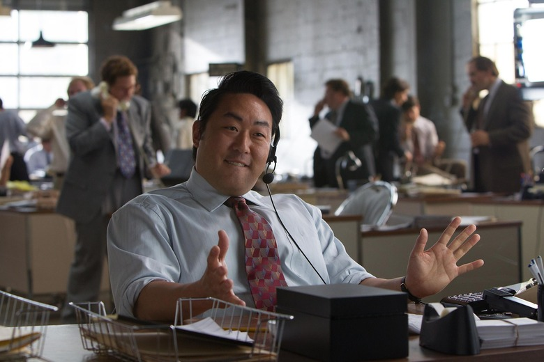 Spider-Man: Homecoming Kenneth Choi