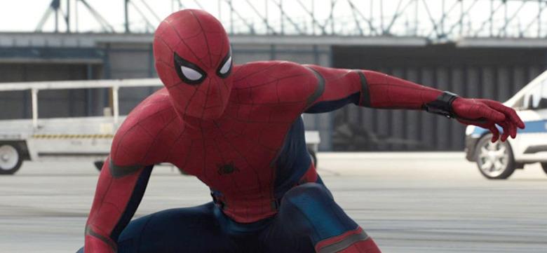 Spider-Man: Homecoming trailer premiere
