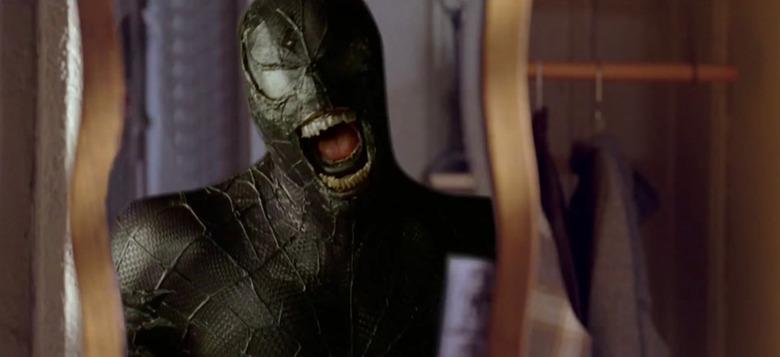 spider-man horror movie