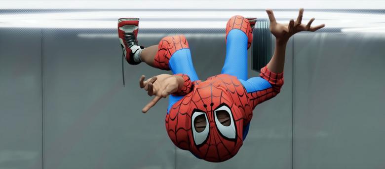 Spider-Man Into the Spider-Verse Clip