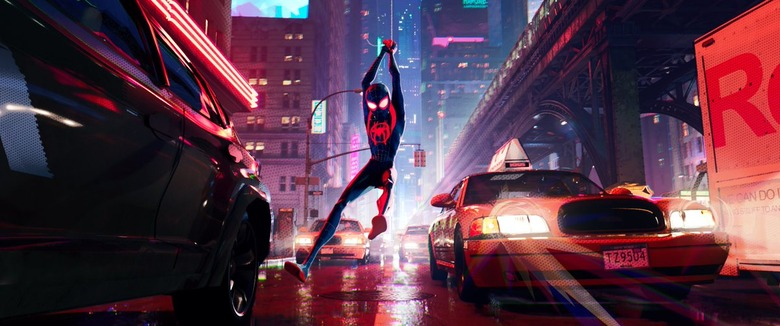 into the spider-verse interview