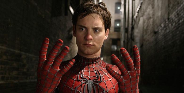 spider-man into the spider-verse peter parker