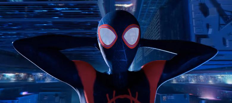 Spider-Man Into the Spider-Verse Score