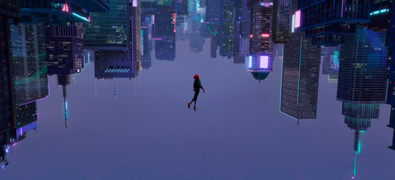 into the spider-verse review