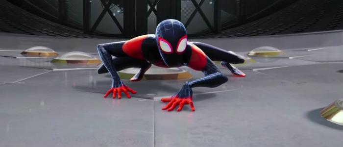 Spider-Man into the Spider-Verse trailer