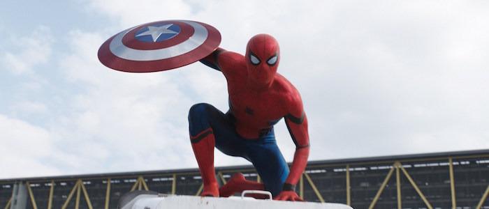 spider-man marvel cameos