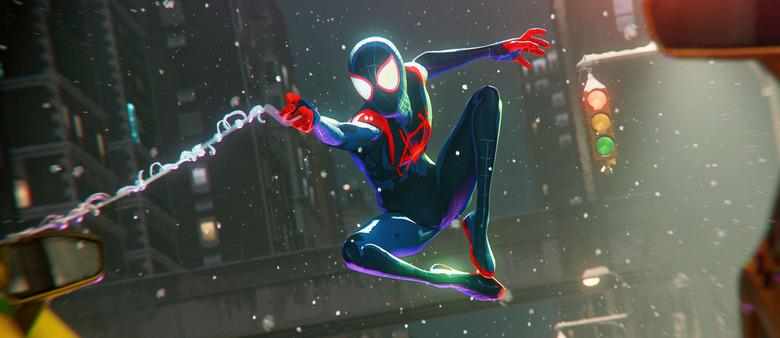 Spider-Man: Miles Morales Spider-Verse Suit