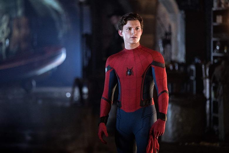 spider-man disney deal