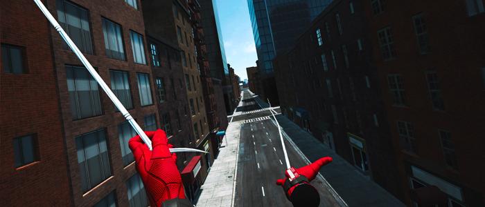 Spider-Man VR Game