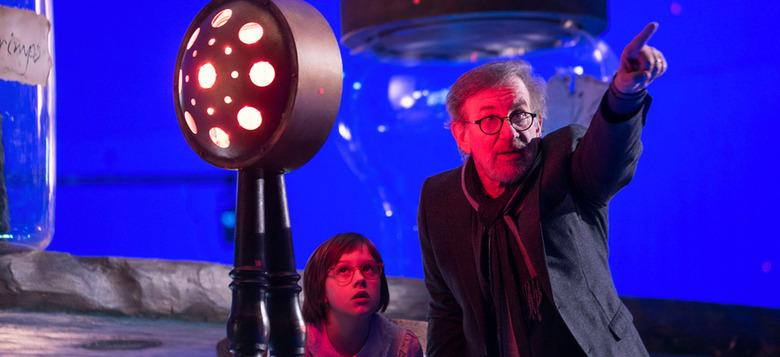 Spielberg and Netflix