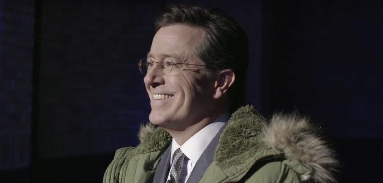 Spike Jonze Short Film with Stephen Colbert
