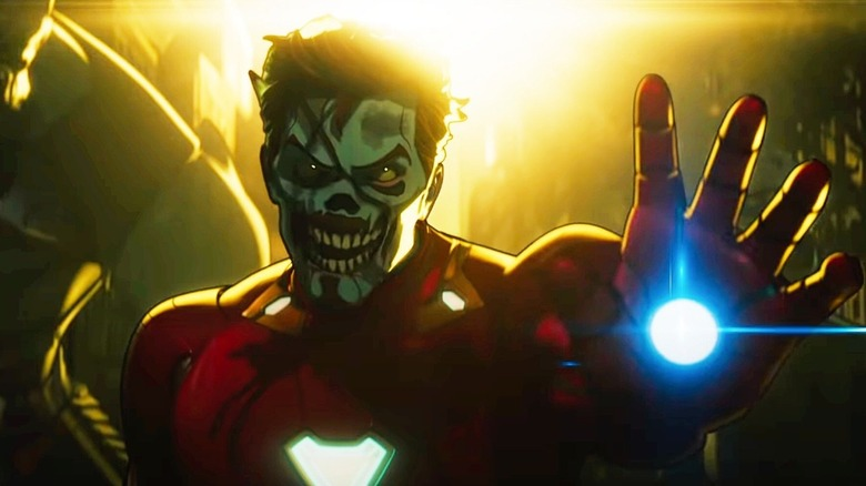 What If Zombie Iron Man