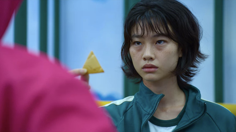 Squid Game Star Jung Ho-Yeon Failed One Of The  Games  In Real Life