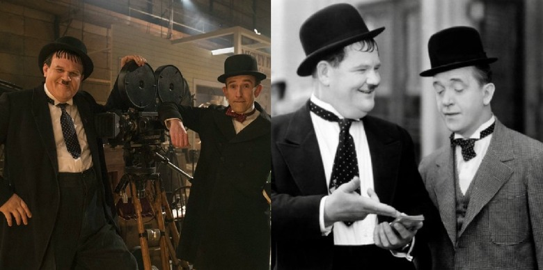 stan and ollie first look