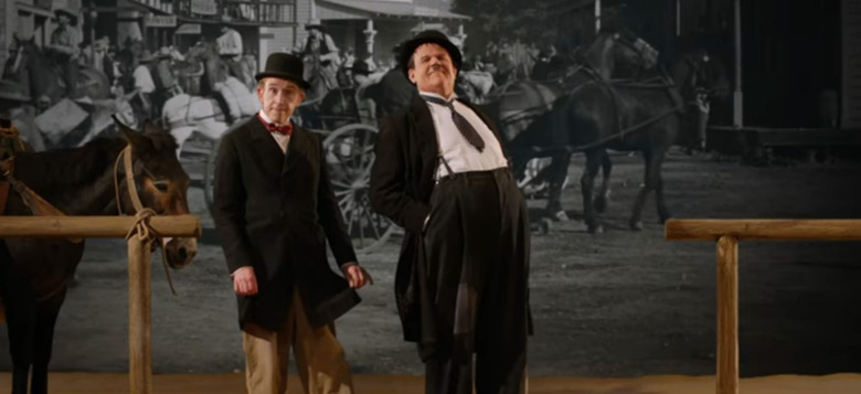 Stan and Ollie Trailer new