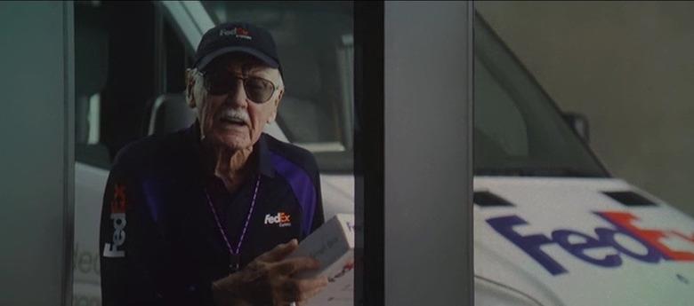 Stan Lee cameo in Avengers Infinity War