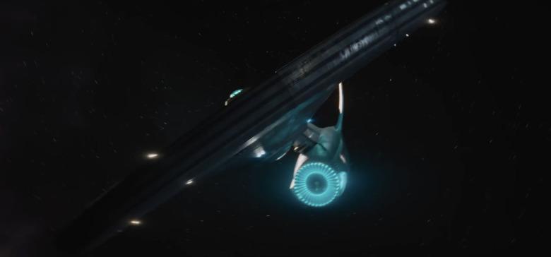 Star Trek Beyond Set Video