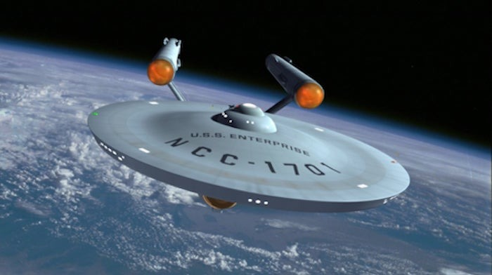 Want to Visit the Starship Enterprise? There May Soon Be a Life-Size Hologram of the 'Star Trek' Vessel