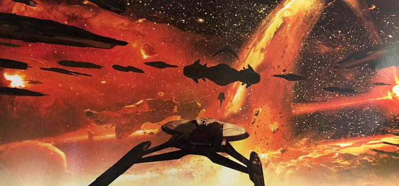 Star Trek Discovery Comic-Con Exhibit