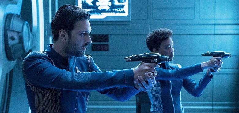 Star Trek Discovery Showrunners Fired