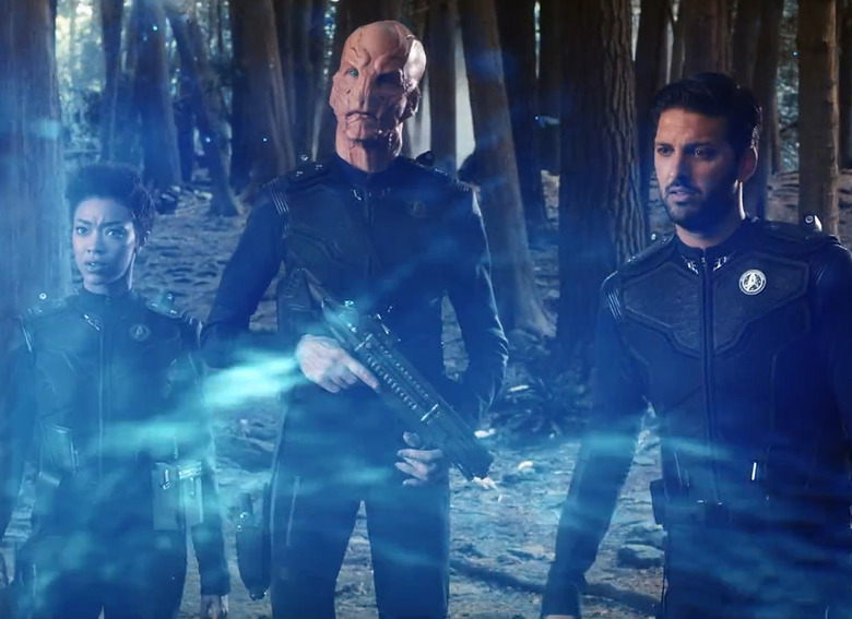 Star Trek Discovery Si Vis Pacem, Para Bellum