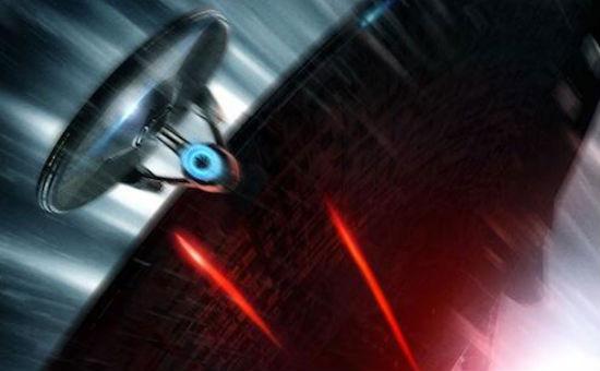 Star Trek Into Darkness IMAX Poster header