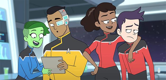 Star Trek: Lower Decks Details