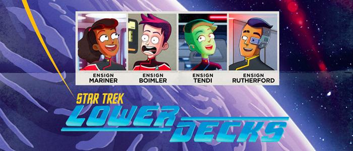 Star Trek Lower Decks release date