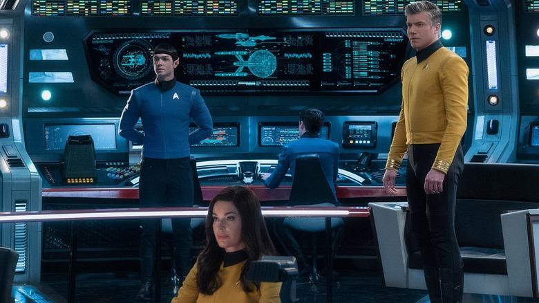 Star Trek: Strange New Worlds Teaser Breakdown: Who s Who On New (Old) Starship Enterprise