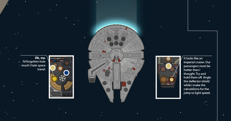 Star Wars A New Hope Infographic