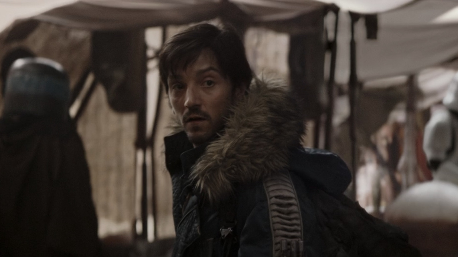 Star Wars: Andor Has Wrapped And Diego Luna Is Giddy