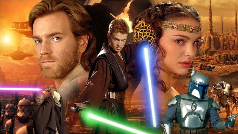 attack of the clones honest trailer