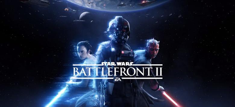 Star Wars Battlefront 2 Teaser Trailer