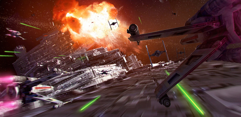 Star Wars Battlefront Rogue One