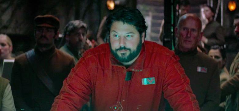 Star Wars - Snap Wexley - Greg Grunberg