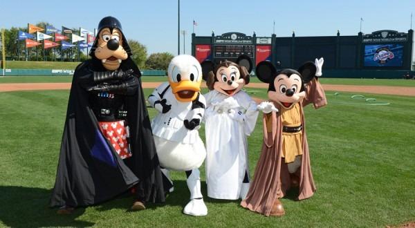 Star Wars-Atlanta Braves spring training (3)
