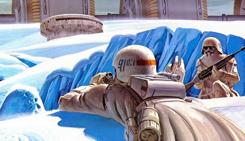 Hoth Shield McQuarrie