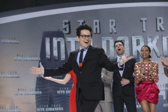 JJ Abrams Star Trek Premiere