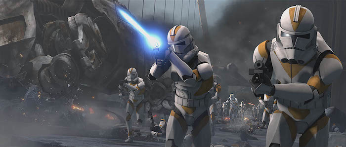 Star Wars The Clone Wars Old Friends Not Forgotten Review