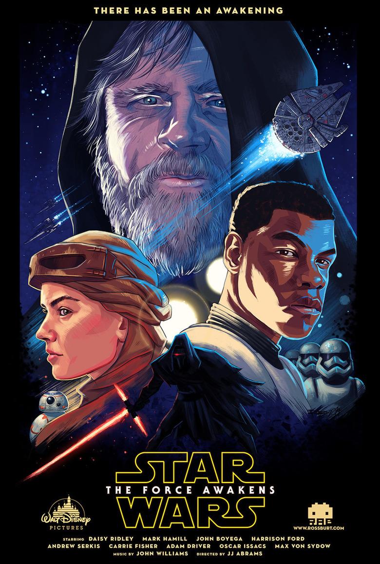 ArkadeBurt - Star Wars Force Awakens