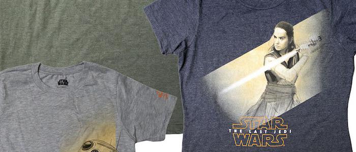Rey Costume Shirt Star Wars The Last Jedi