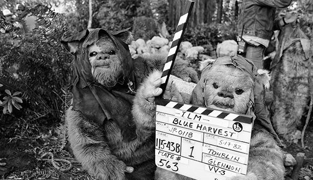 The Making of Star Wars Return of the Jedi - Ewoks header