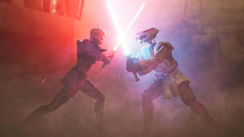 Star Wars Bits: The Mandalorian, Star Wars: Hunters, George Lucas Docuseries, Tom Kane, Star Wars: Visions, And More!