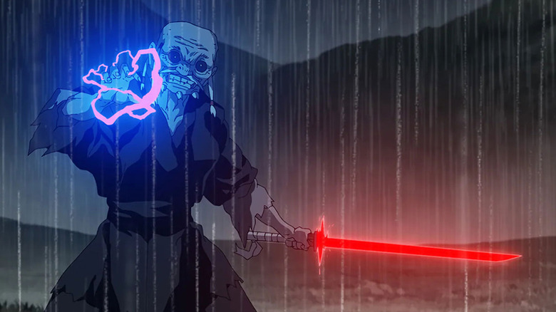 Star Wars: Visions is an upcoming animated anthology series
