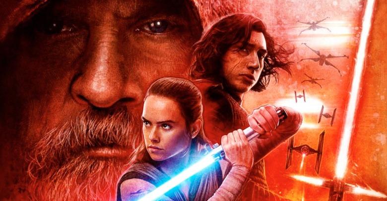Paul Shipper Star Wars: The Last Jedi