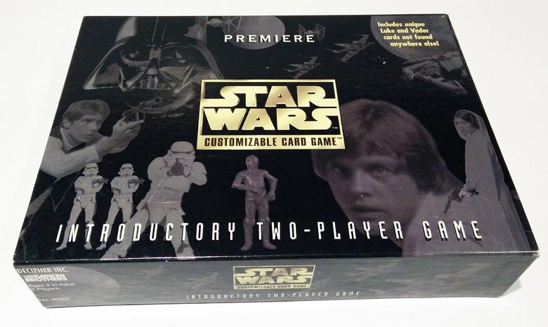 star wars card game