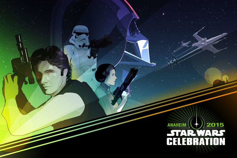Star Wars Celebration live stream