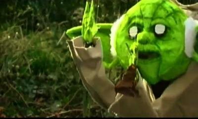 Sweded Yoda
