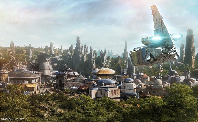 Star Wars: Galaxy's Edge opening date
